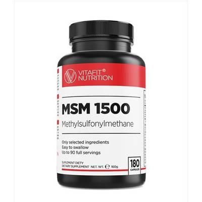 Vitafit MSM 1500 180 kaps