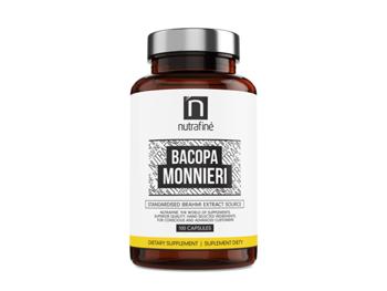 FSN Nutrafine Bacopa Monnieri 100 kaps