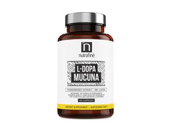 FSN Nutrafine L-Dopa MucunaExtract250 mg 100 kaps.